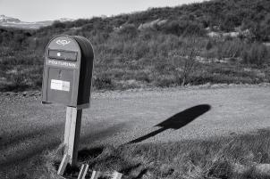 Wachten op je brief