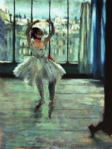 Degas Danseres Voor een Venster