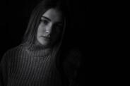 Fotoshoot Mila Cox