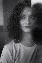 Model Rachel Kleeven
